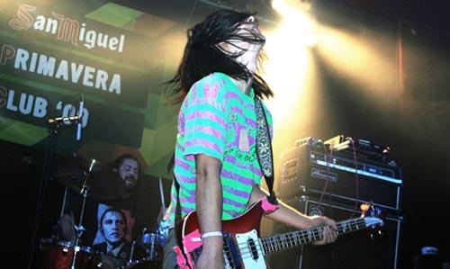 Health, en el Primavera Club 2009 - Foto: Indiespot