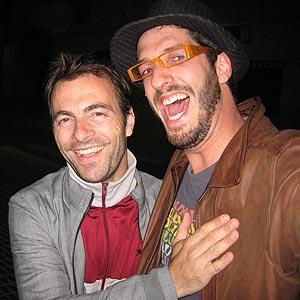 Kevin Johansen y Rulramirez