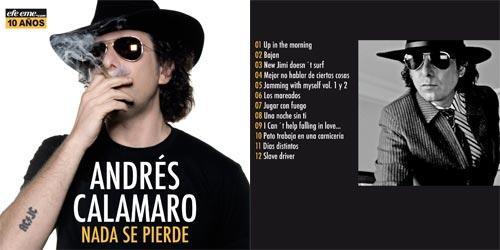 Andrés Calamaro - Nada se pierde