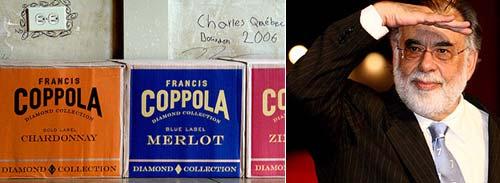 Vinos de Francis Ford Coppola