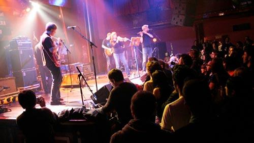 The Pastels en el Primavera Club 2009 - Foto: Indiespot