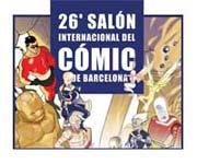 26 Salón Internacional del Cómic de Barcelona